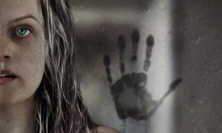 Capa do Filme O Homem invisível