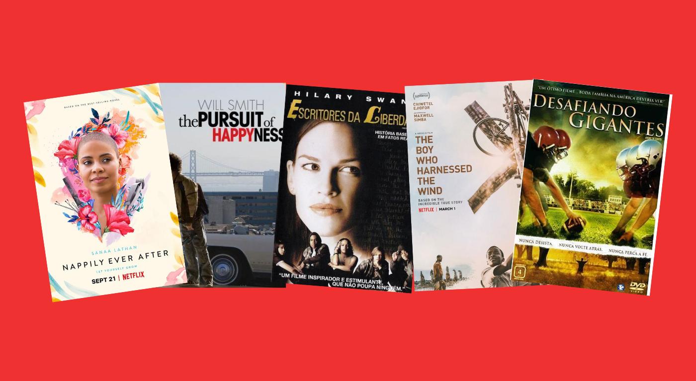 Filmes para assistir e se inspirar