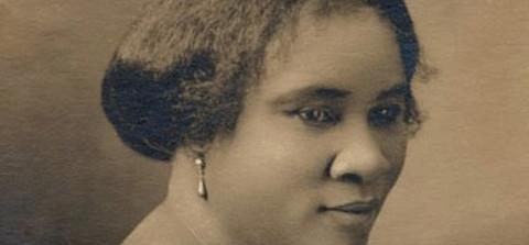 Madam C.J. Walker - Criações de mulheres negras