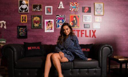 Anitta na Série Documental Vai Anitta