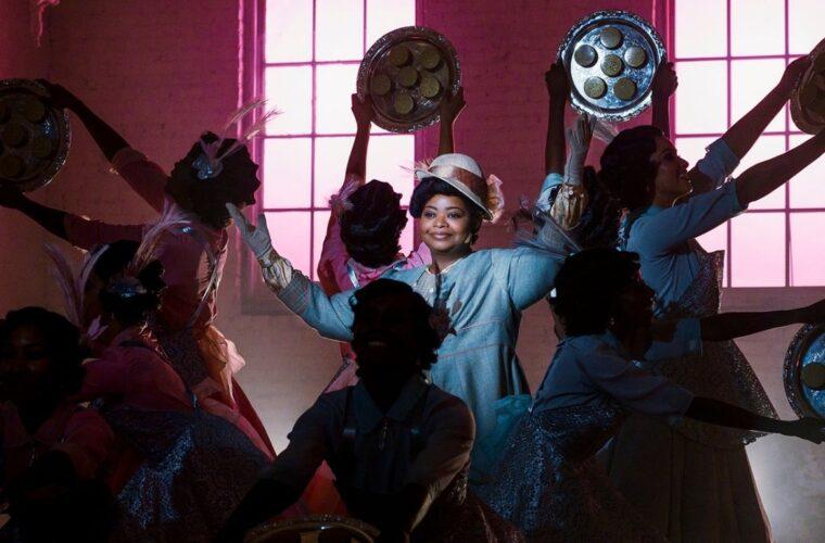 Uma das cenas de Madam C J Walker (Reprodução/Netflix)