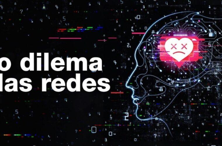 Capa do documentário O Dilema das redes (reprodução/Netflix)
