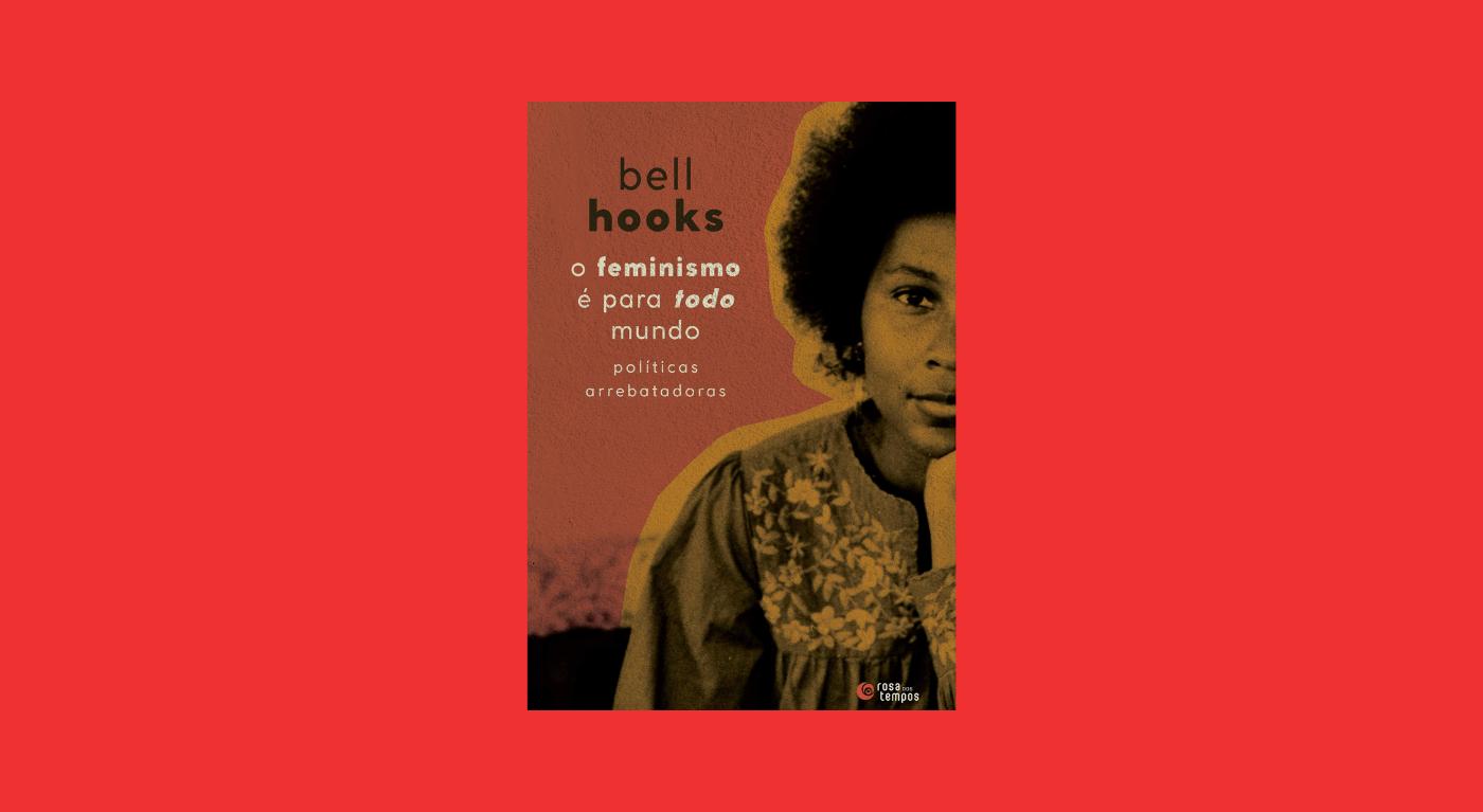 Capa do livro O feminismo é para todo mundo