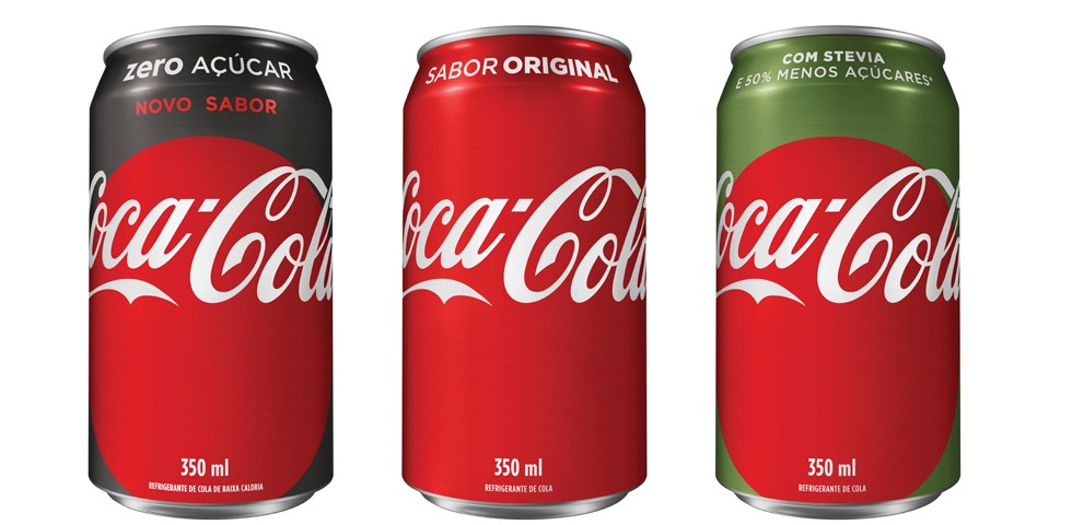 projeto renovação embalagem Coca-Cola - Cris Grether