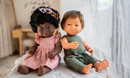 inclusão bonecas com down miniland