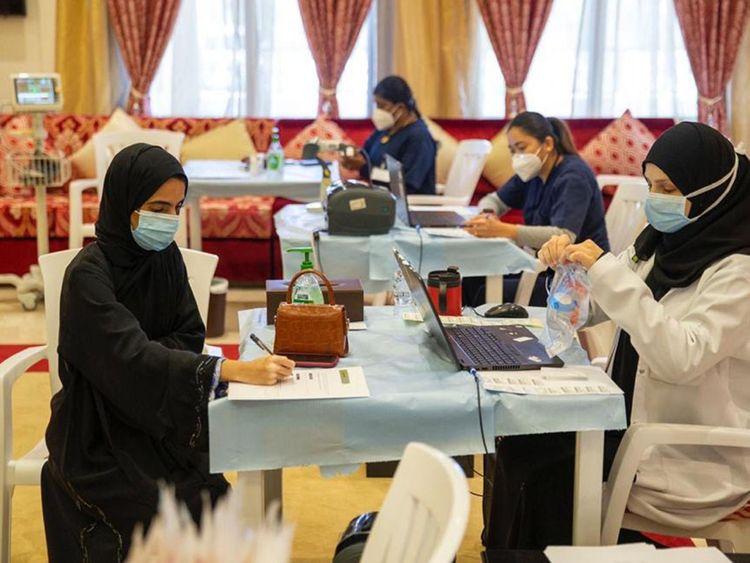 Vacina chinesa contra Covid19 nos Emirados