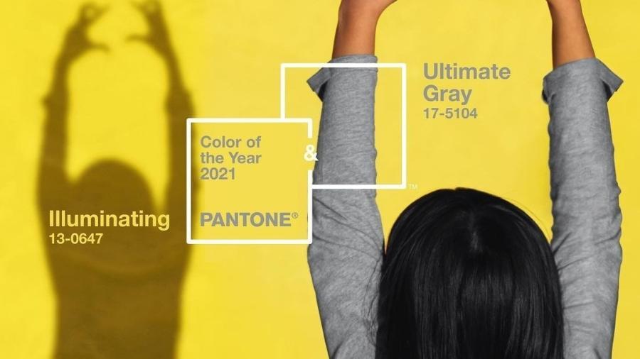 Positividade nas cores do ano da Pantone