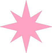 estrela-rosa